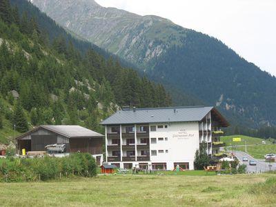 Hotel Paznauner Hof