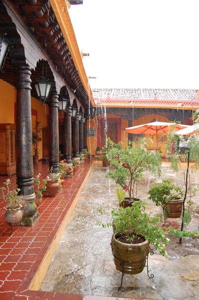 Hotel Posada Diego de Mazariegos