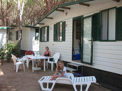 Camping Village Baia Blu la Tortuga (Glamping)
