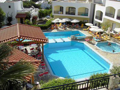 Hotel EuroHotel Katrin Hotel & Bungalows