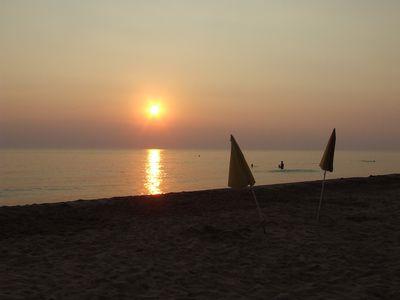 Camping Tholo Beach