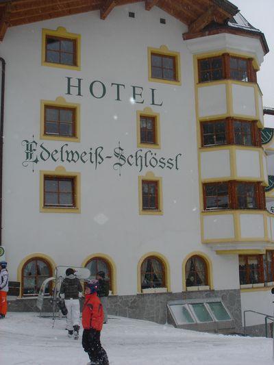 Hotel Edelweiss-Schlössl