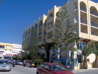 Aparthotel Lefkoniko Beach