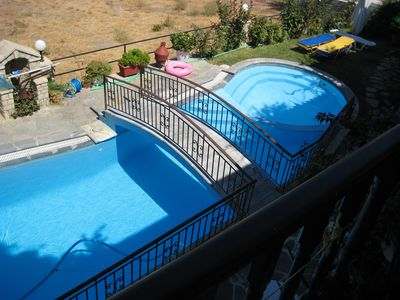 Appartement Villa Agios