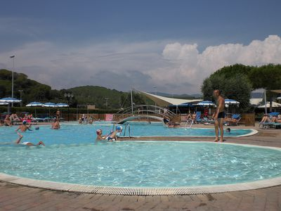 Camping Village Baia Azzura club