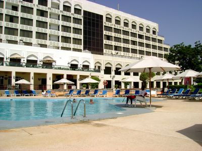 Hotel Crown Plaza Muscat