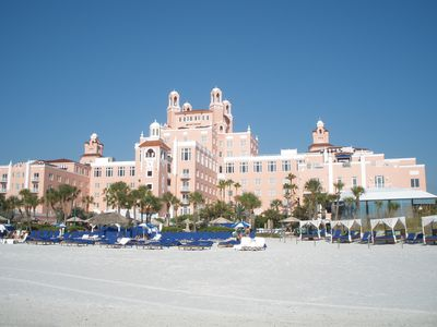 Hotel Don Cesar Beach Resort