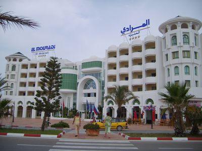 Hotel El Mouradi Hammamet