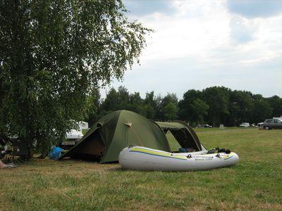 Camping Etang du Stock