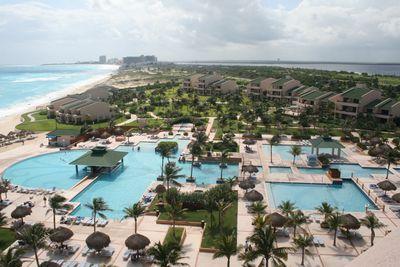 Hotel Iberostar Cancun Beach & Golf Resort