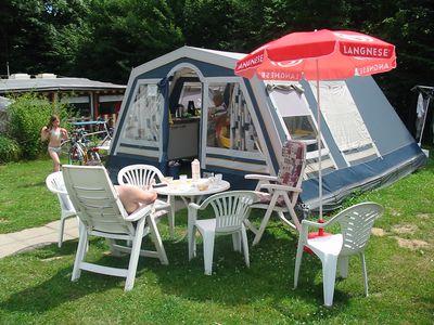 Camping Regenbogen Tecklenburg