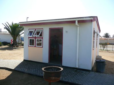 Bungalow Swakopmund Municipal Restcamp