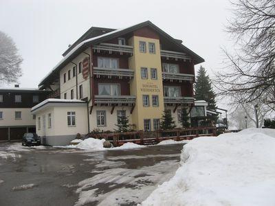 Hotel Berghotel Wiedener Eck