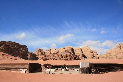 Camping Al Zawaideh Desert Camp