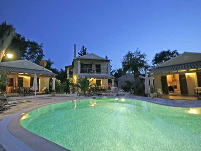Vakantiehuis Corfu Bungalow