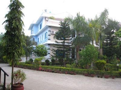 Hotel Parkside (in Sauraha)