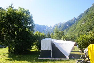 Camping Camp Soca