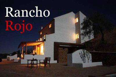 Vakantiehuis Rancho Rojo