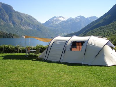 Camping Strynsvatn
