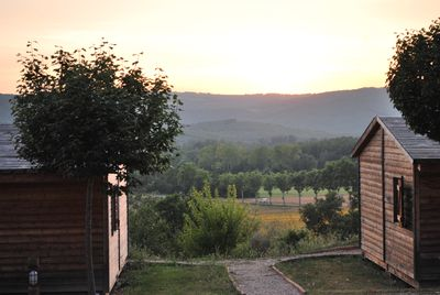 Camping Le Garissou