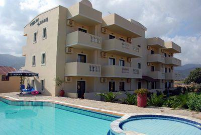 Appartement Cretan Family