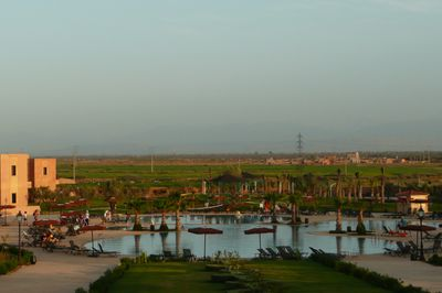 Hotel Blue Bay Marrakech