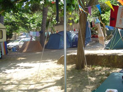 Camping Azur Rivage