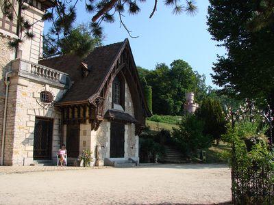 Hotel Domaine Bois d'Aucourt
