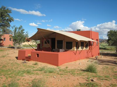 Lodge Sossusvlei Lodge