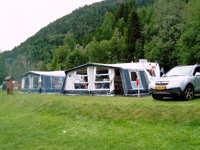 Camping Fjordgløtt Camping og Hyttesenter