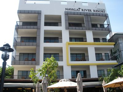 Hotel Navalai River Resort