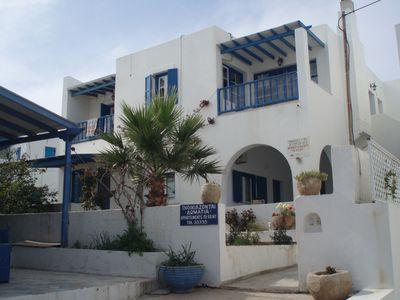 Appartement Huize Poppi (Avlémonas)