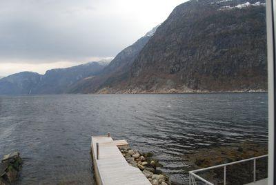 Vakantiehuis Fjordperlen (The Fjord Pearl)