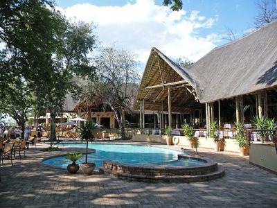 Lodge Chobe Safari Lodge