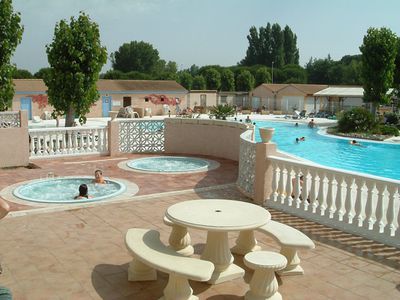 Vakantiepark Domaine Les Tamaris & Les Portes du Soleil