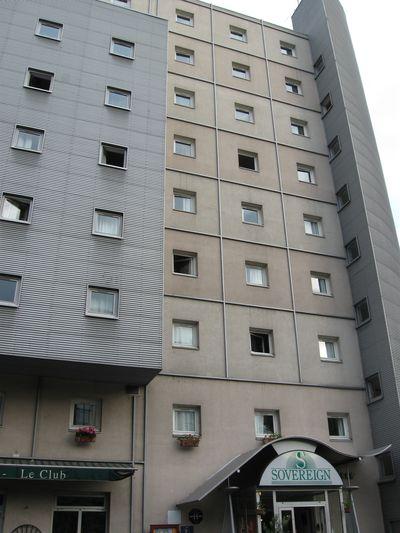 Hotel Sovereign Saint-Ouen