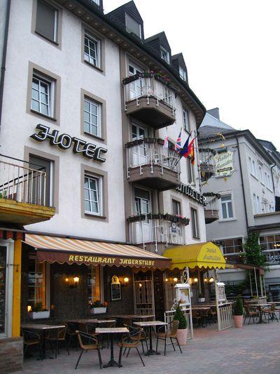 Hotel Carathotel Traube Rüdesheim