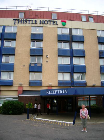 Hotel Thistle Inverness