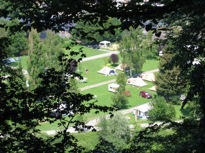 Camping Le Confluent