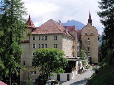 Hotel Berghaus Val Sinestra