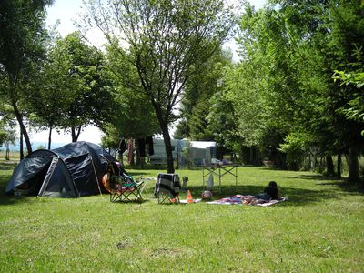 Camping Les Claies