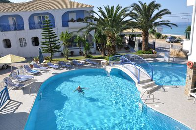 Appartement Vrachos Beach