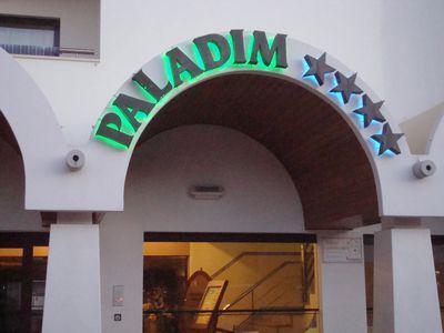 Aparthotel Paladim
