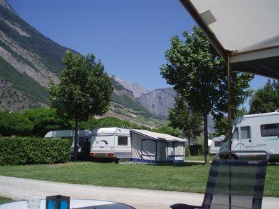 Camping Relais de la Sarvaz