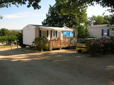 Camping Le Ventoux