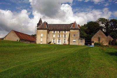Kasteel Chateau de Poussignol