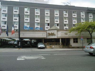 Hotel The Skyline
