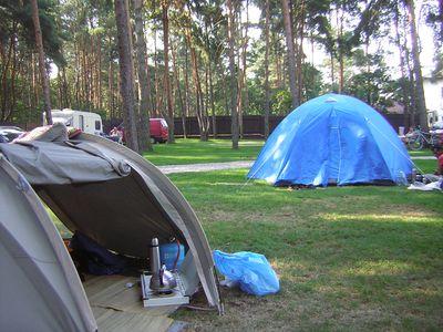 Camping WOK