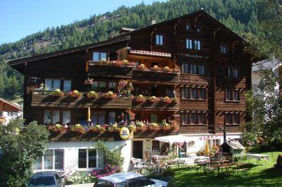 Vakantiehuis Saaserheim
