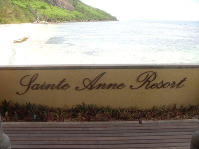 Hotel Beachcomber Sainte Anne Resort & Spa